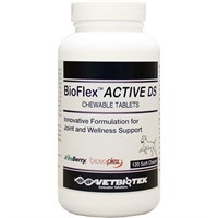 VetBiotek BioFlex Active Tablets DS (120 count)
