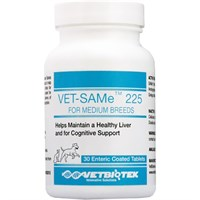 VetBiotek Vet-SAMe 225mg (30 count)