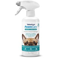 Vetericyn FoamCare Shampoo for Pet with Fine Coats (16 fl oz)