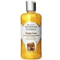 Veterinary Formula Puppy Love Extra Gentle & Tearless Shampoo (17 fl oz)