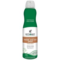 Vet's Best Flea + Tick Home & Go Spray (6.3 oz)
