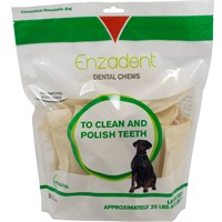 Dog Suppliesdental Productsdental Dog Treatsvetoquinol Enzadent Oral Care Chews
