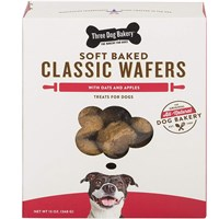 Dog Suppliesdog Treats & Chewsallnatural Dog Treats & Biscuitsthree Dog Bakery Classic Wafers