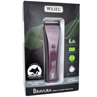 Wahl® Bravura Lithium Clipper Kit - Purple