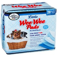 Dog Suppliescleaning & Sanitationdog Training Padsfour Paws Weewee Pads
