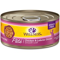 Wellness Cat Food - Chicken & Lobster (5.5 oz)