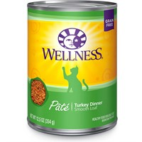 Wellness Cat Food - Turkey (12.5 oz)