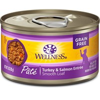 Wellness Cat Food - Turkey & Salmon (3 oz)