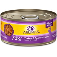 Wellness Cat Food - Turkey & Salmon (5.5 oz)