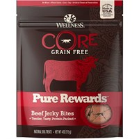 Wellness Core Pure Rewards - Beef Jerky Bites (4 oz)