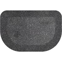 "Wellness Rounded Petmat Silver Haven (medium 36""x24"")"