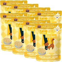 Weruva Cats in the Kitchen Pouch-Pumpkin Lickin Chicken Box 8-PACK (24 oz)