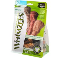 Whimzees Toothbrush Dental Dog Treats - Small