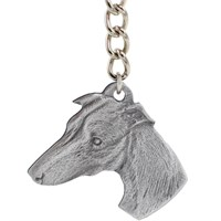 Products For Pet Loversanimal Loversrawcliffe Pewter Dog Keychains