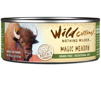 Wild Calling™ Magic Meadow™ Canned Cat Food - Buffalo (5.5 oz)