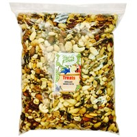 Image of World's Best Gourmet Shelled Mixed Nuts (5 lb)