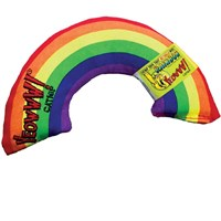 Yeowww! Rainbow Catnip Toy
