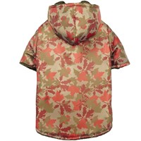 Zack & Zoey Elements Camo Thermal Coat - XSmall