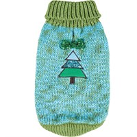 Zack & Zoey Emerald Sweater - XSmall