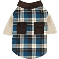 Zack & Zoey Flannel Shacket - Small/Medium