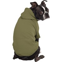 Zack & Zoey Forest Friends Reversible Hoodie - Green (Large)