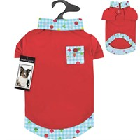 Zack & Zoey Happy Veggies Polo - Large