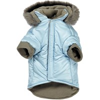Zack & Zoey Polar Explorer Thermal Parka - Blue (Small/Medium)