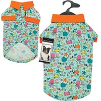 Dog Suppliesappareltees Jerseys & Dresseszack & Zoey® Sun & Sea Polo