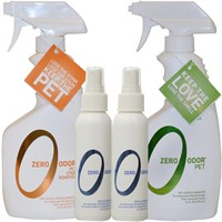 Zero Odor® Dog Lover Kit