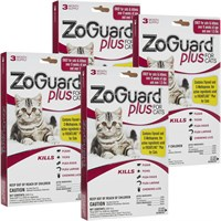 ZoGuard™ Plus for Cats (12 Pack)