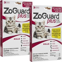 ZoGuard™ Plus for Cats (6 Pack)