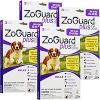 ZoGuard™ Plus for Dogs 23-44 lbs (12 Pack)