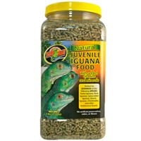 Zoo Med Natural Iguana Food Juvenile Formula (5 lb)