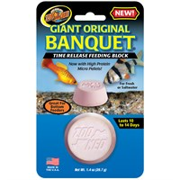 Zoo Med Original Banquet Feeding Block - Giant (50 count)