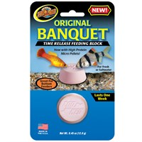 Zoo Med Original Banquet Feeding Block - Regular (100 count)