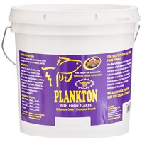 Zoo Med Plankton Fish Food Flakes (10 lb)