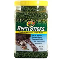 Zoo Med ReptiStick™ Floating Aquatic Turtle Food (1.2 lb)