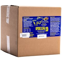 Zoo Med Spirulina 20 Fish Food Flakes (10 lb)