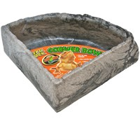 Zoo Med Repti Rock Corner Bowl (Medium)