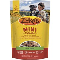 Zukes Mini Naturals Delicious Duck (1 lb)