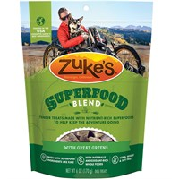 Zuke's Super Tasty Greens Dog Treats (6 oz)