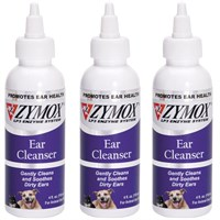 3-PACK Zymox Ear Cleanser (12 oz)