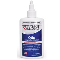 Zymox Otic with Hydrocortisone (1.0%) - 4 fl. oz.