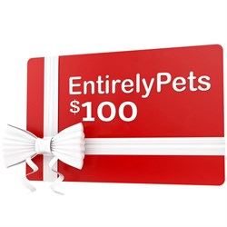 100 EntirelyPetscom Gift Certificate