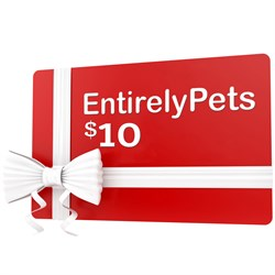 10 EntirelyPetscom Gift Certificate