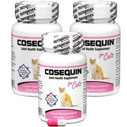 Image of 4- PACK Cosequin for Cats 80 Count (320 CAPSULES)