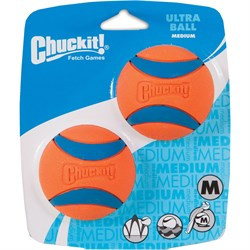 Chuckit! Ultra Ball 2 PACK