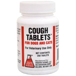 Image of Cough Tablets (250 Tabs)
