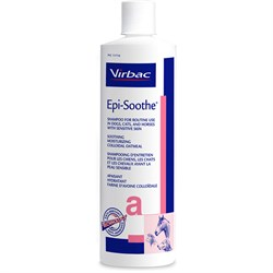 Epi-soothe Medicated Shampoo (8oz)  by VIRBAC