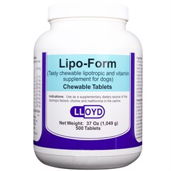 Image of Lipo-form (500 Tablets)